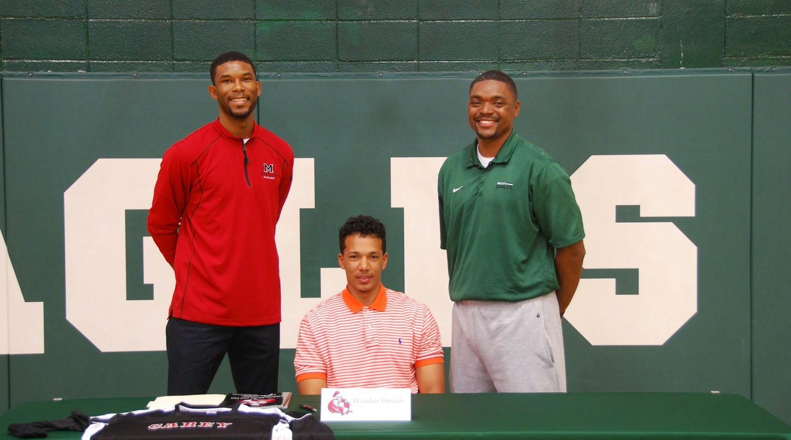 The MCC Athletics Blog MCC Basketball Star Inks With