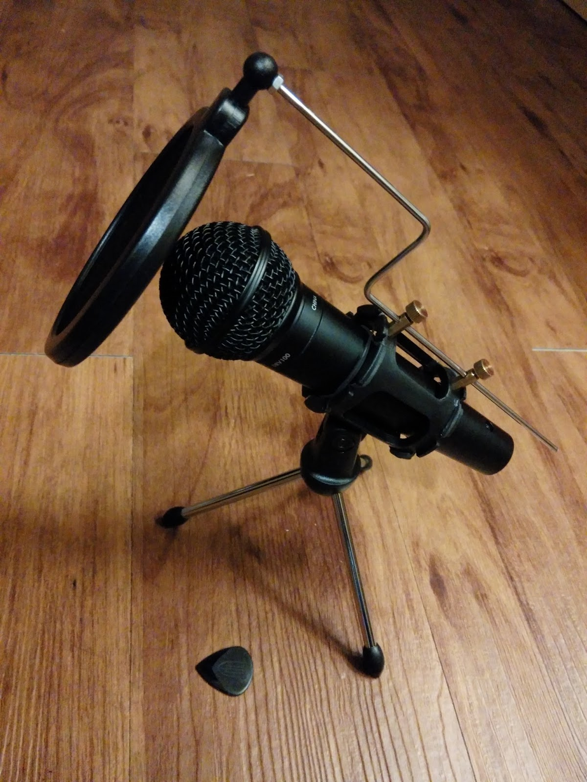 Mic Stand With Pop Filter : mattwins neewer microphone stand and pop filter review ~ Hamham.info Haus und Dekorationen