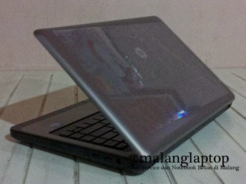 laptop second hp 430 mulus