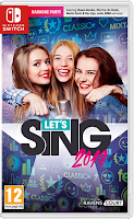 Let's Sing 2019 2018 Switch XCI NSP