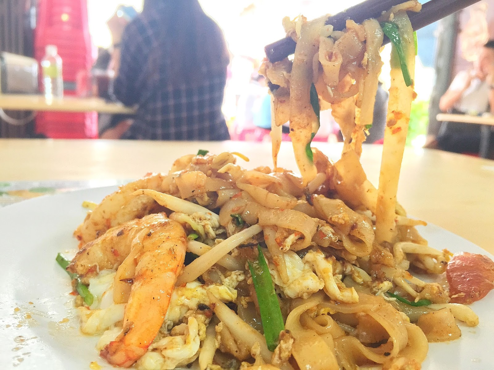 Red Hat Auntie's Penang Char Kway Teow
