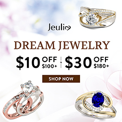 Jwulia Wedding Jewelry 2019