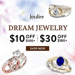 Jwulia Wedding Jewelry 2019