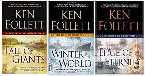 Ken Follett Trilogie
