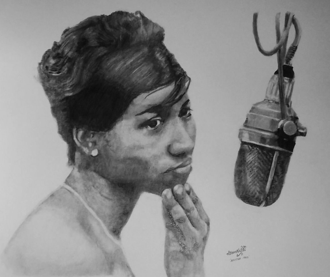 Tom Wills Productions Aretha Franklin For The Realists