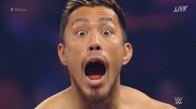 Cruiserweight 205 live Raw Monday Night Red Purple