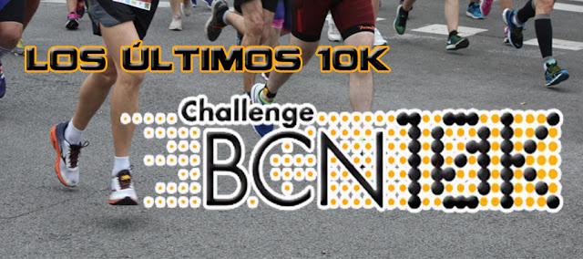 Los últimos 10k ChallengeBCN10k 2015/16