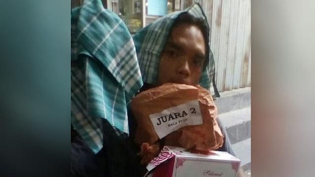 Heboh Lomba Puisi di Banten Berhadiah 2 Serbet, Dindikbud Diprotes