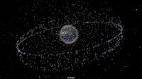 Upaya Bersih-Bersih NASA Di Orbit Bumi