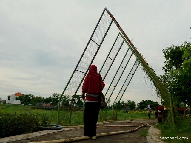 Taman Sakura - Wisata Kota Surabaya