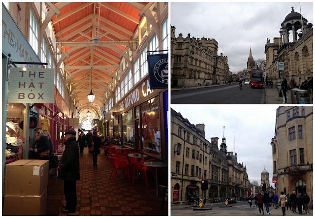 Tiendas Oxford