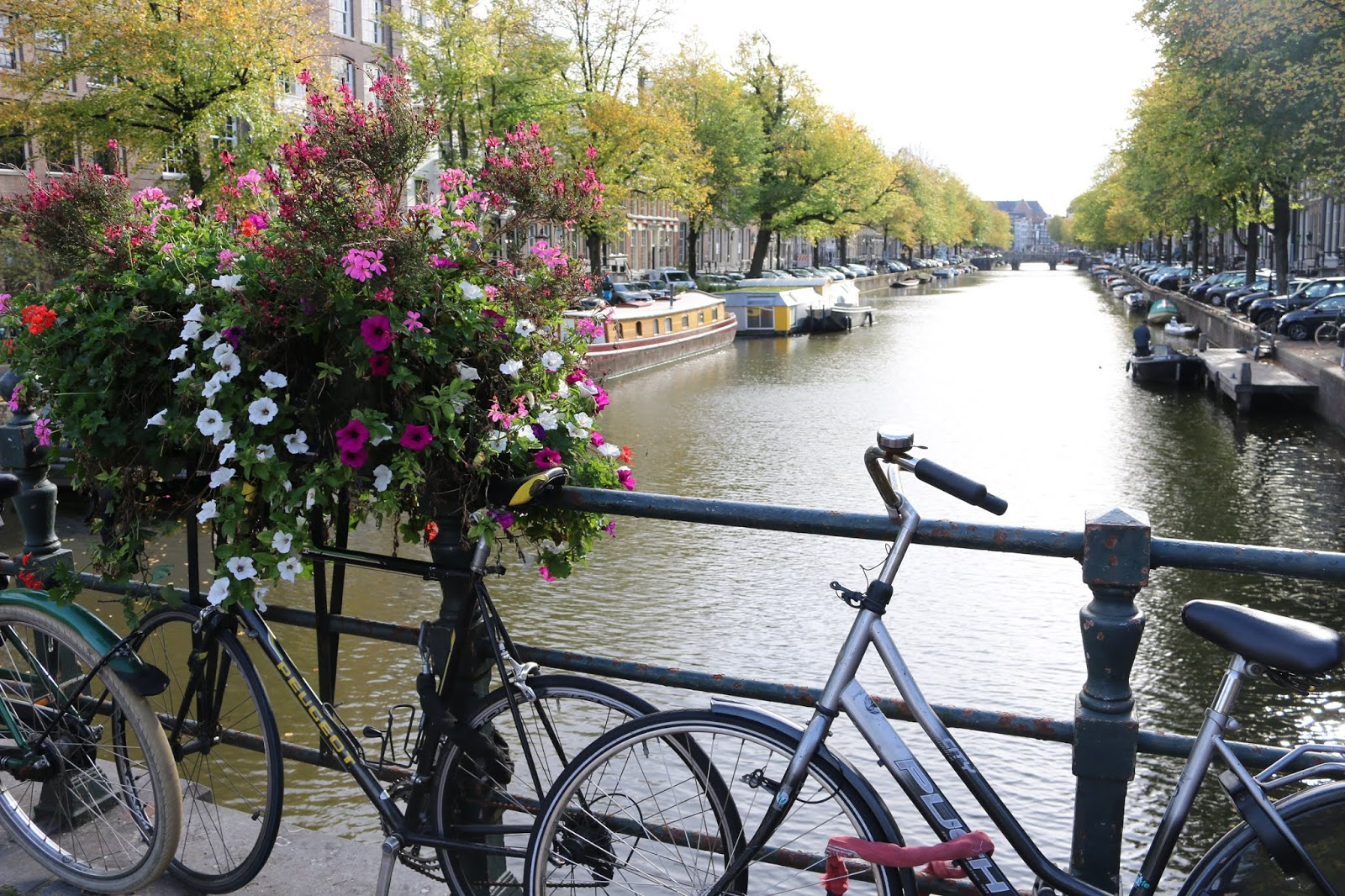 Amsterdam Canal Bike City
