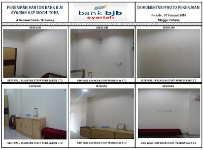 kontraktor bandung bank bjb