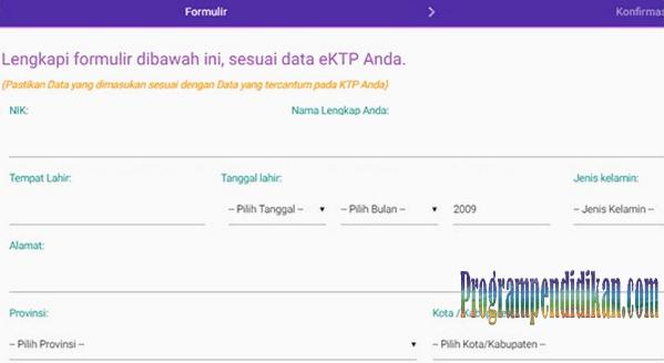 vervali data kependudukan di sim pkb