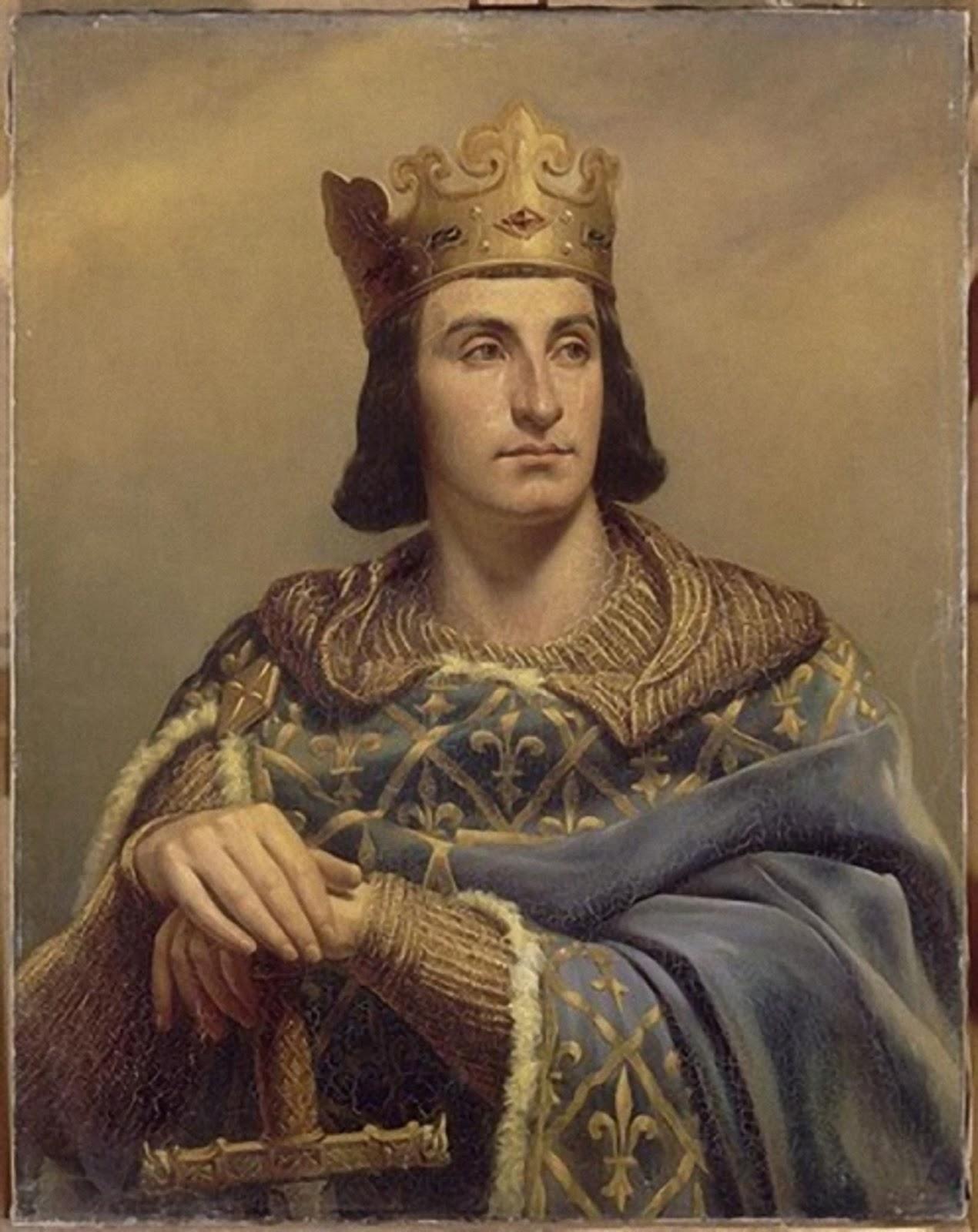 Resultado de imagen para rey Luis IX