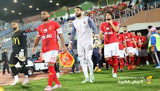 مشاهدة مباراة الاهلي وطلائع الجيش بث مباشر بتاريخ 09-12-2018 الدوري المصري