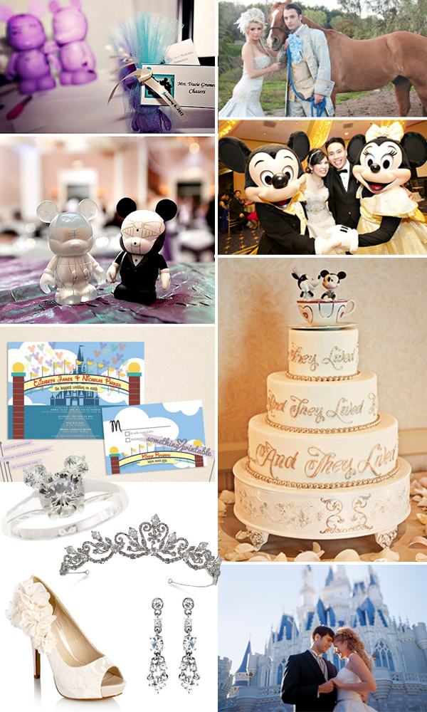 All About Decoration Disney Inspired Wedding Decorations Disneys