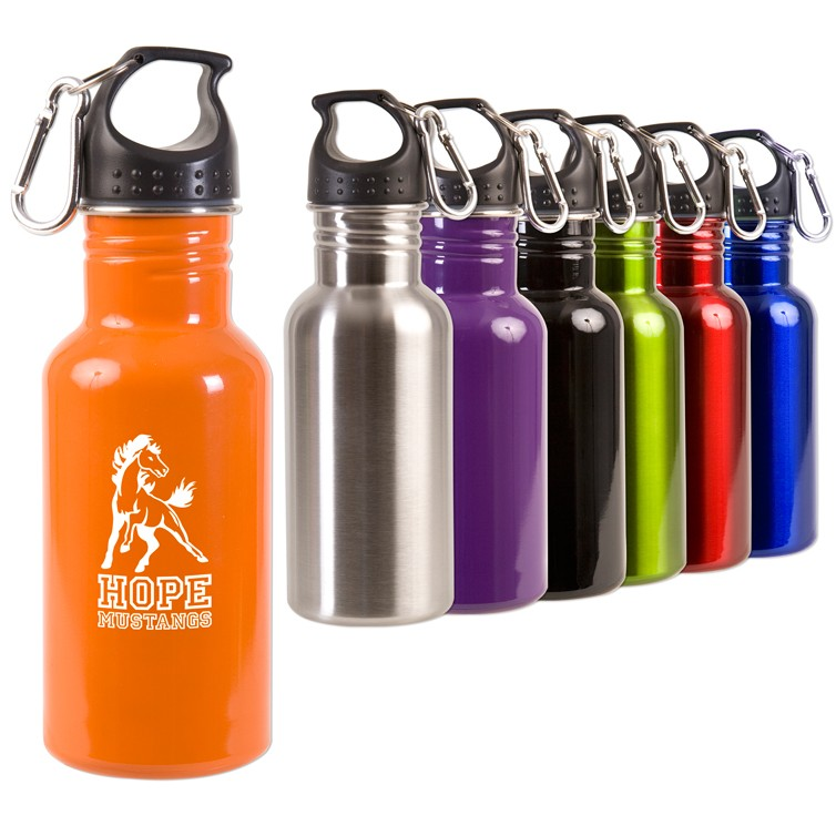 Personalized Stainless Steel Water Bottles
