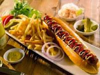 Resep Mudah Membuat Hot Dog Yang Paling Enak dan Halal