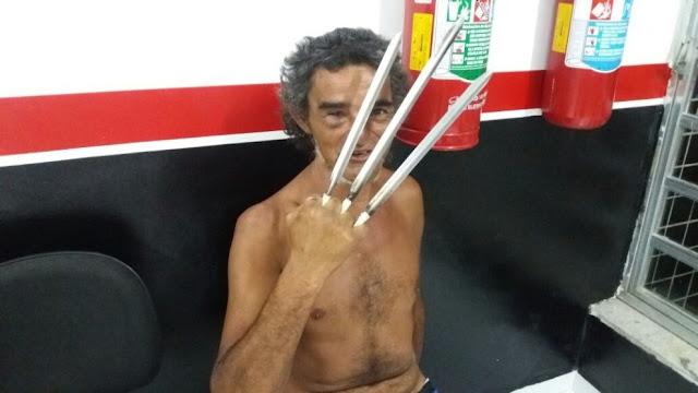 Wolverine preso