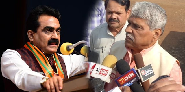 संघ बेलगाम, कांग्रेस को सभ्यता सिखा रहे हैं भाजपा नेता: राकेश सिंह के बाद प्रभात झा   POLITICAL NEWS