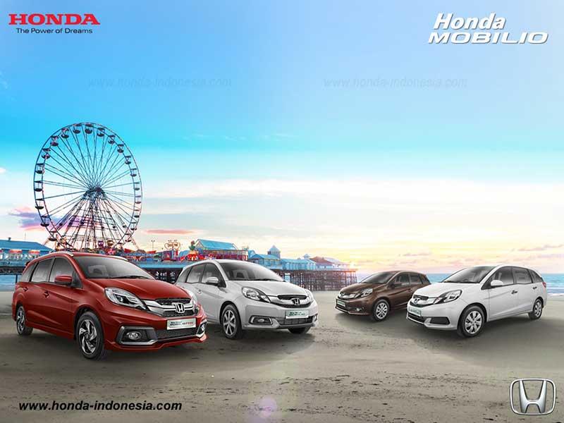 Spesifikasi Honda Mobilio 2016