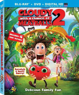 Cloudy With A Chance of Meatballs 2 (2013) BluRay 1080p 1.6GB Dual Audio [Hindi 2.0 - English 5.1] AAC ESubs MKV