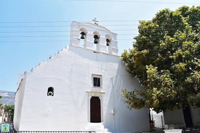 Halki, isla de Naxos (Grecia