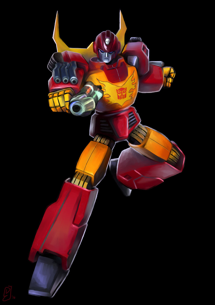 Transformers Matrix Wallpapers Rodimus Prime G1 3d