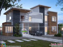 Modern 4 Bedroom House