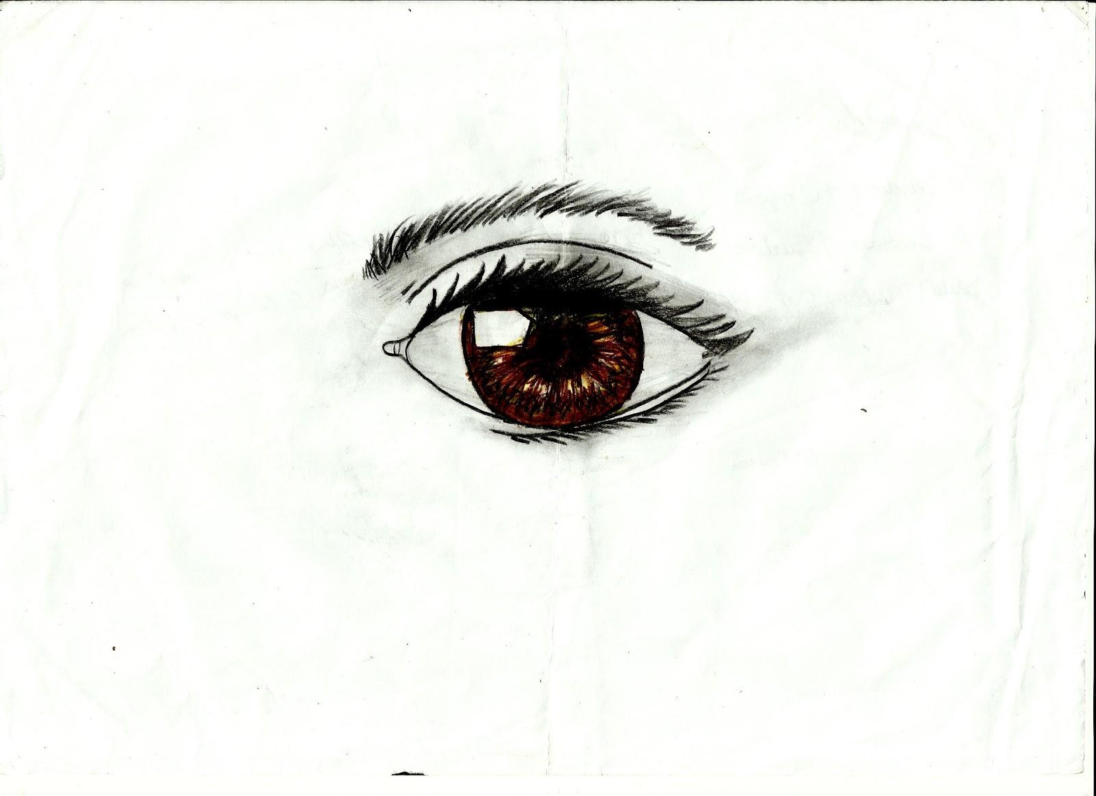 Desenhos A Beleza Das Mulheres Muitas Das Vezes Esta Nos Olhos