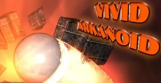 Vivid Arkanoid (Action Game)