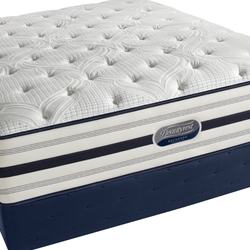Simmons Beautyrest Recharge World Class Annapolis Place Luxury Firm Mattress