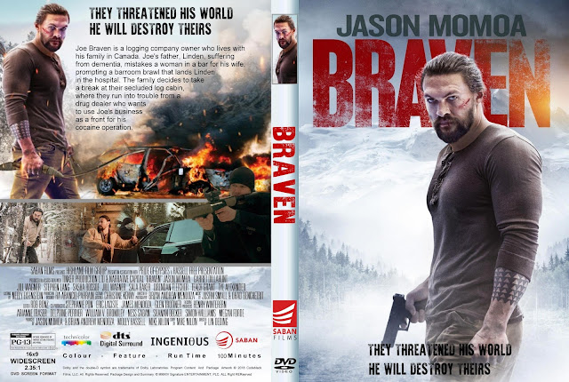 Braven DVD Cover