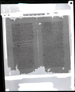 Nag Hammadi Codex VII Pages 84 and 45