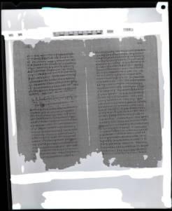 Nag Hammadi Codex VII Pages 84 and 45