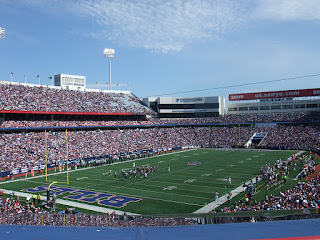 Buffalo Bills Luxury Suites For Sale, Single Game Rentals, 2014
