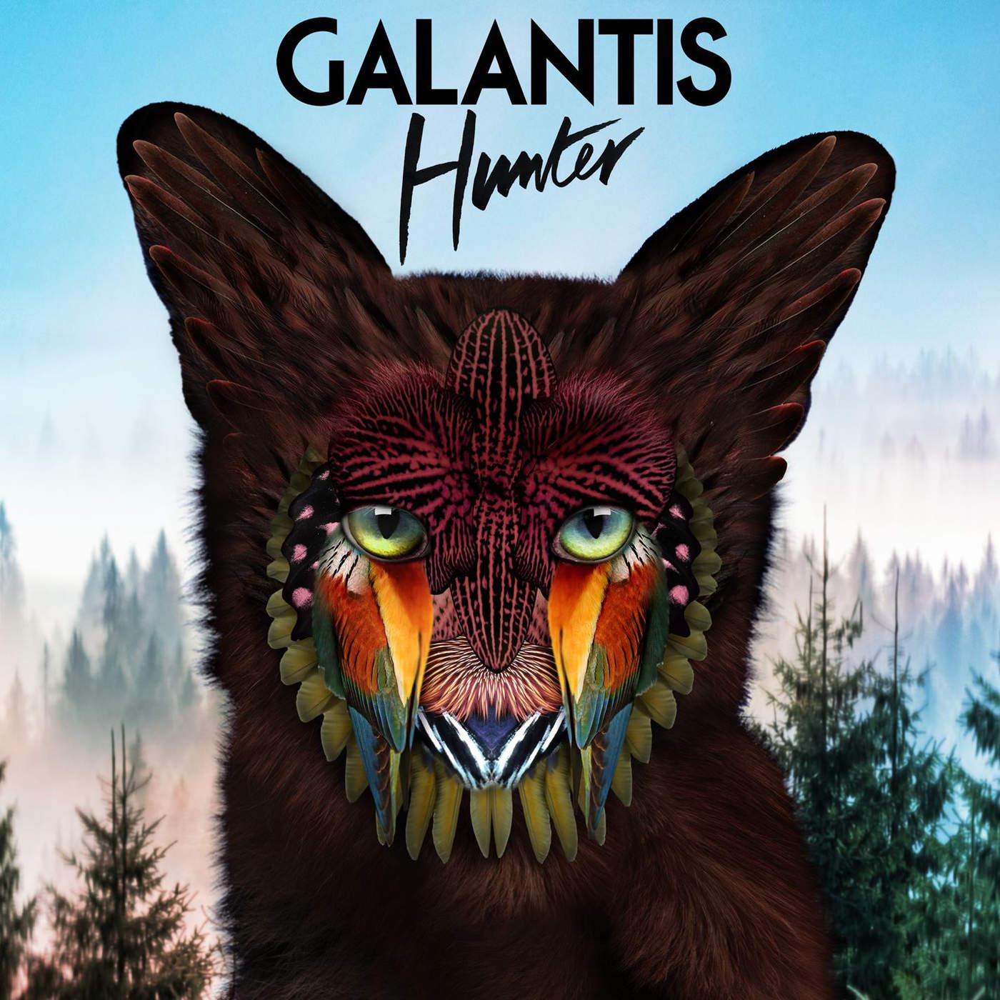 Galantis - Hunter - Single Cover