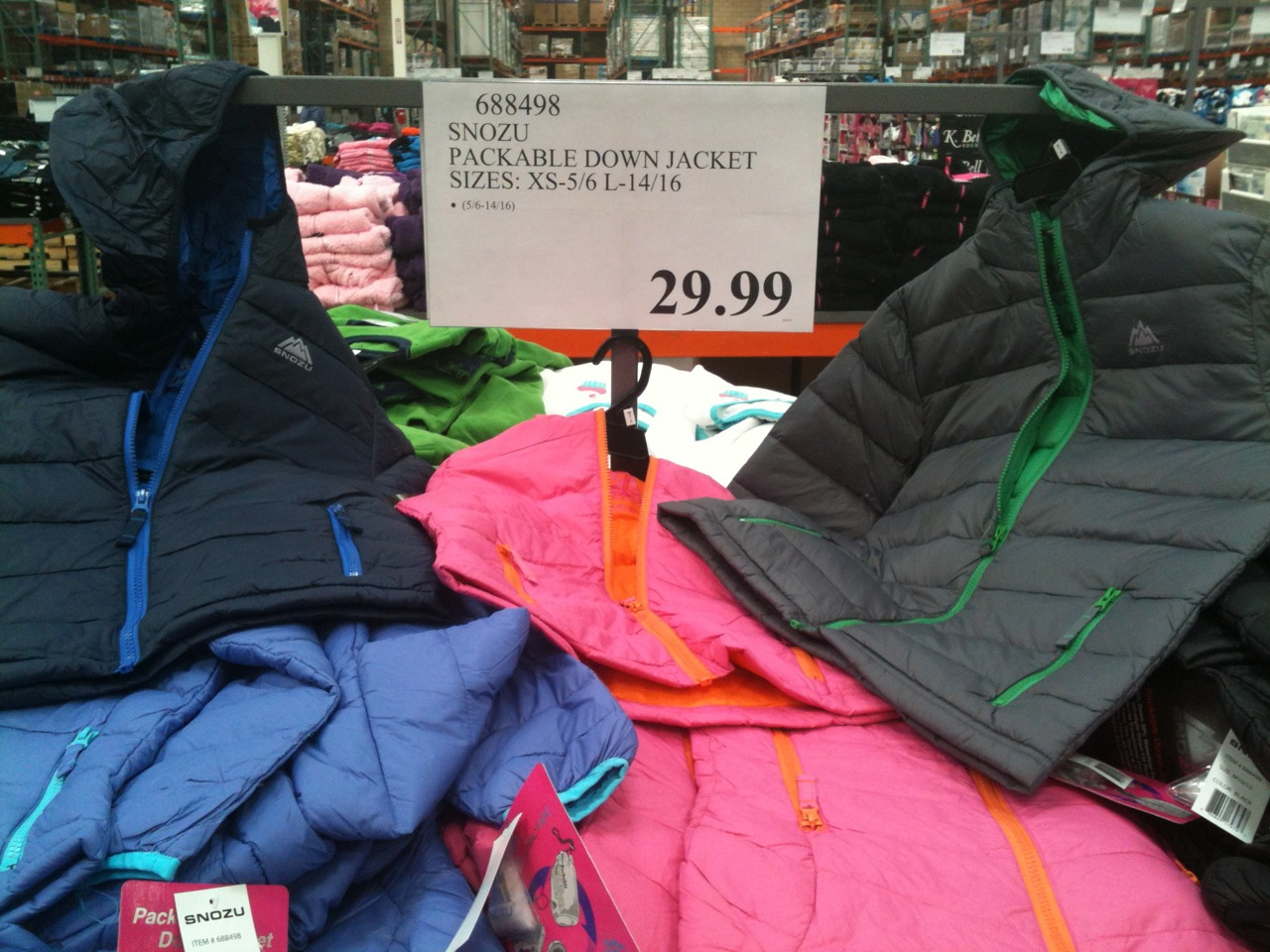 a988bce6801 The Diminutive Review  A great packable down jacket for a good price...