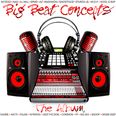 DJAYTIGER PRESENTS BIG BEAT CONCEPTS THE ALBUM