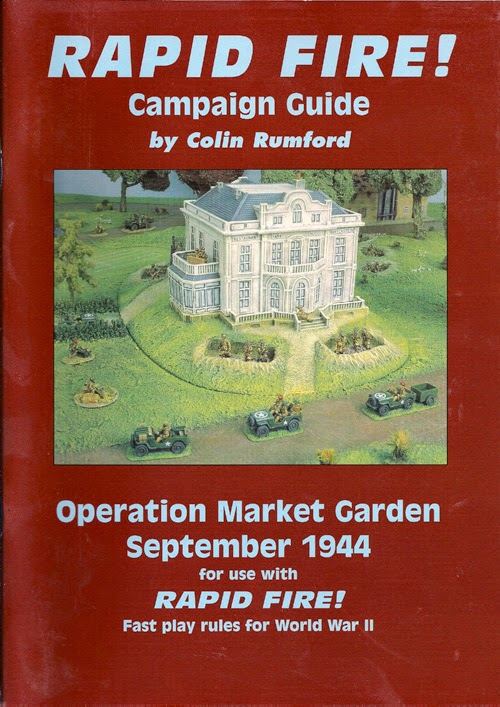 Rapid Fire Operation Market Garden September 1944