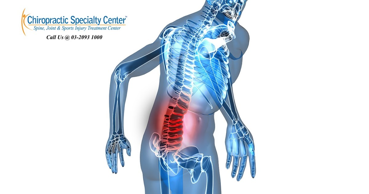 Chiropractic Treatment in Malaysia for Slip Disc in the ...