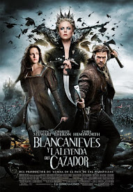 pelicula Blancanieves y la Leyenda del Cazador