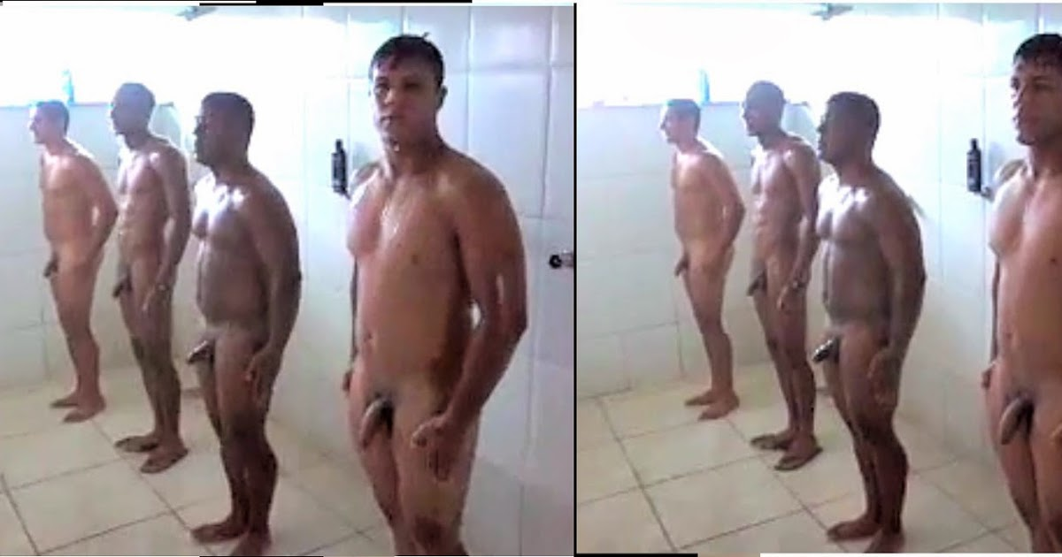 Brazil straight guys nude and hung white