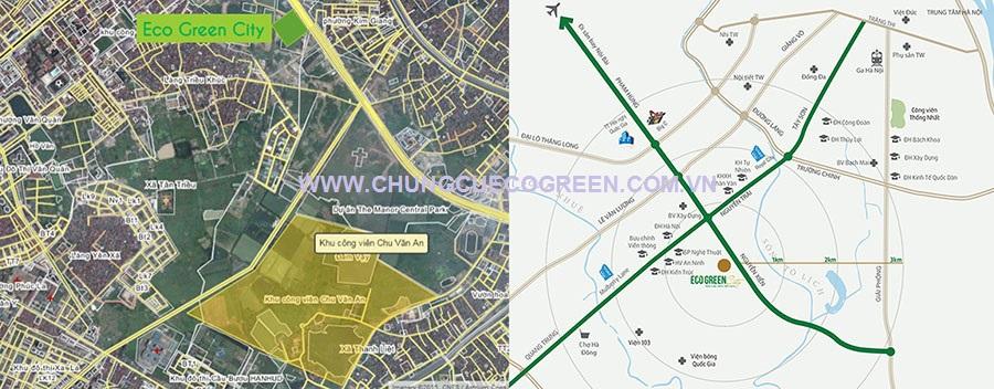 vi tri chung cu eco green city