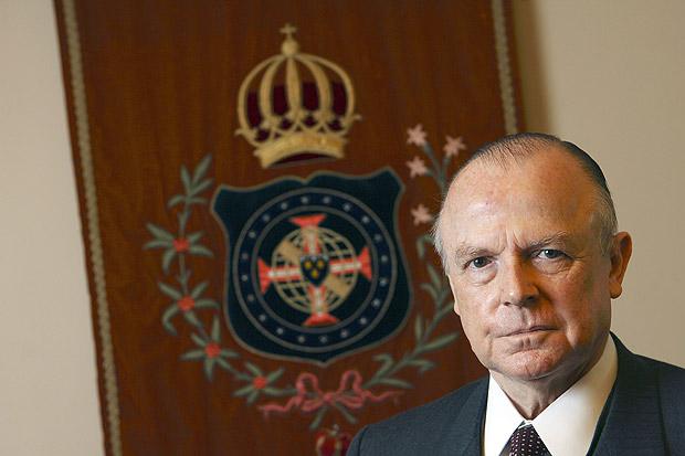 Família real está disposta a cooperar em crise, diz trineto de dom Pedro 2º