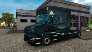 Scania T Raven Skin