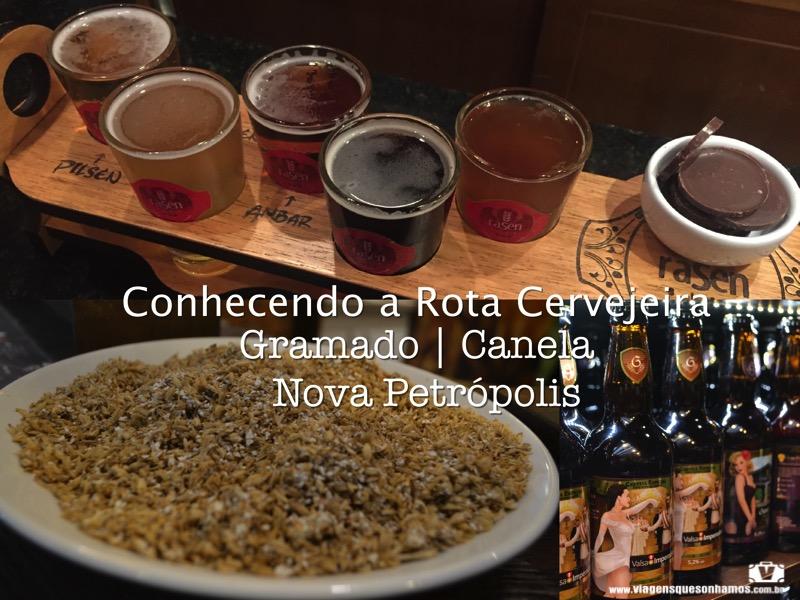 Cervejarias em Gramado Canela e Nova Petrópolis