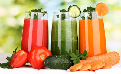 Licuados con proteinas de verduras