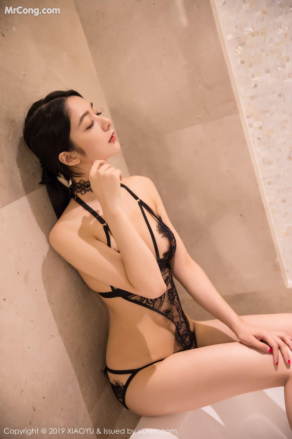Image XiaoYu-Vol.041-Xiao-Reba-Angela-MrCong.com-040 in post XiaoYu Vol.041: Xiao Reba (Angela喜欢猫) (43 ảnh)